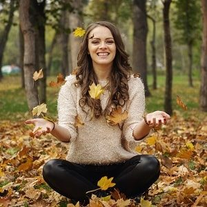 Stress-free women
